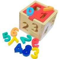 Mainan Edukasi Anak-Kotak Angka