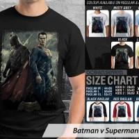 harga [ Baju Kaos dan Raglan ] Batman v Superman 17 BV Tokopedia.com