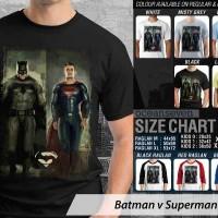 harga [ Baju Kaos dan Raglan ] Batman v Superman 12 BV Tokopedia.com