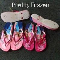 Sendal Sandal Jelly Shoes Anak Perempuan Karet Pretty Flower Murah