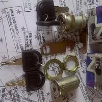Huben HL 103 20mm Kunci Laci Lemari Loker Cam lock Drawer Lock Camlock