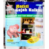 Penghilang Bau Kulkas / Penghilang Bau Lemari ES / Refill Gajah Kulkas
