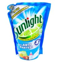 harga SunLight Anti Bacteria Pouch/Sabun Cuci Piring PLUS Anti Bau Tokopedia.com