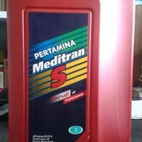 Pertamina Meditran S 40 / SAE 40 5 Ltr Oli Mesin Diesel / Solar