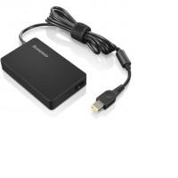 Adaptor/Charger Laptop LENOVO 20V - 3.25A Slim (Square Mouth/USB) ORI