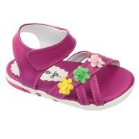 Sandal Anak Perempuan Bunga Cantik Simpel - Sepatu Anak ORI