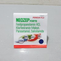 NEOZEP FORTE TABLET / STRIP ISI 4