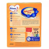 harga Bebelac 3 Vanila 400 Gram Tokopedia.com