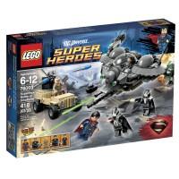 Kado Anak Laki-Laki Lego Superman - Battle of Smallville - 76003