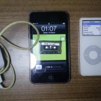 Ipod Touch 3rd Gen 64 GB + Ipod Nano 1st Wolfson Audio 1 GB