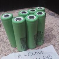 harga Baterai 18650 Panasonic CGR buat vape, senter swat dll Tokopedia.com