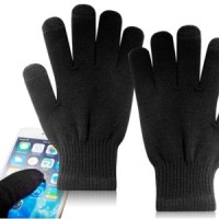 3-Finger Capacitive Screen Touching Bluetooth 3.0 Hand Gloves