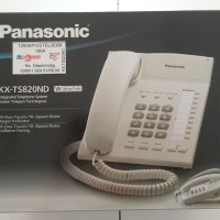 Telephone Single Line Panasonic KX-TS 820