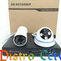 harga Paket Camera Cctv EKONOMI 4ch Tokopedia.com
