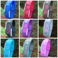Jam Tangan Gelang LED (Puma Adidas Nike) | Jam Led | Jam Tangan