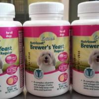 harga 8in1 Excel Brewer's Yeast Vitamin Bulu untuk Anjing 150 tablet Tokopedia.com