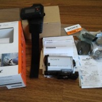 Sony Action Camera AS200V Remote Kit / AS200VR