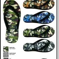 Sandal Jepit Motif Army Sandal Skyway Army Saldal Motif Loreng