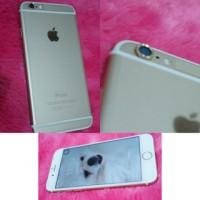 Iphone 6 64gb Gold 100%ORI 100%MULUS
