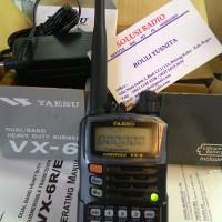 ht yaesu vx 6 dual band