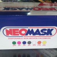 NeoMask Disposable Non woven FaceMask