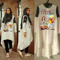 Dress Vintage Arzety