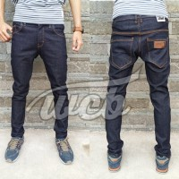 Celana Jeans April Skinny Blueblack Size 28-34