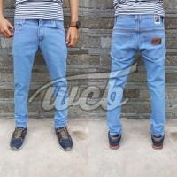 Celana Jeans April Skinny Bioblitz Size 28-34