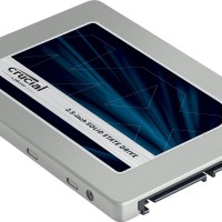 SSD Crucial MX200 500GB