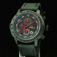 Jam Tangan Quicksilver Leather (Jam Pria, Gc, Diesel, Bonia, Expedition)