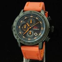 Jam Tangan Quicksilver Leather (Jam Pria, Diesel, Casio, Ripcurl)
