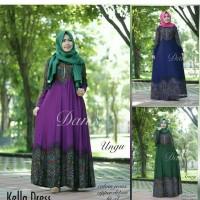 DND KEILA DRESS(Jilbab,Kemeja,mukena,gamis wanita muslim modern)