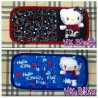Tempat CD Sunvisor Mobil Hello Kitty Black or Blue