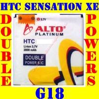 Baterai Batrai Batere Batre HTC Sensation XE G18 Alto