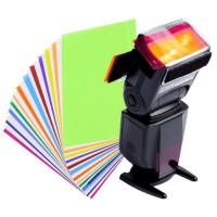 Flash Gel 12 Color Effect Set