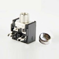 3.5mm Connector Jack Socket Audio Stereo PCB Mount 5 Pin AE88