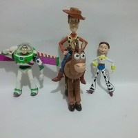 action figure disney toy story jessie buzz lightyear woddy