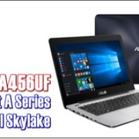 "ASUS A456UF i5-6200u 4GB 1TB 14"" GTX930 2GB WIN10 TERMURAH!!!"