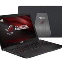 "ASUS ROG GL552VX i7-6700HQ 4GB 1TB GTX950 4GB 15,6""FHD TERMURAH!!!"