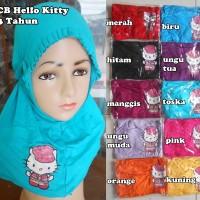 harga Jilbab Anak KCB Hello Kitty Usia 0-3 Tahun Tokopedia.com
