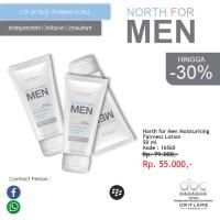 NORTH FOR MEN MOISTURISHING FACE LOTION