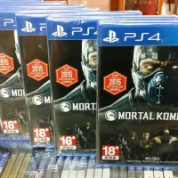 PS4 / MORTAL KOMBAT XL REG3 NEW