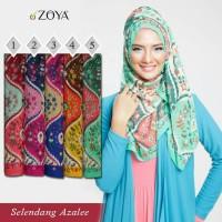 Pashmina Selendang Zoya Azalee / Pashmina / Kerudung Zoya