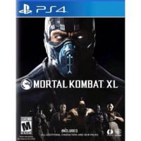Mortal Kombat XL Game PS4