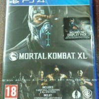 Mortal Kombat XL Game PS4 Reg 3