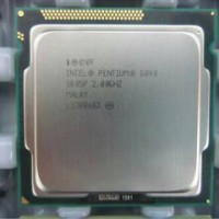 processor intel dual core G840 + fan ori