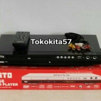 DVD Player MITO 3366