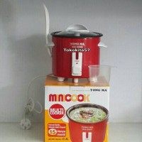Yongma Minicook, Rice Cooker Mini, Multi Cooker, MC300