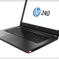 HP 240 G3 K5A89PA Black Core I3