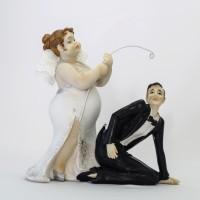 Figurine Pasangan Suami Istri
